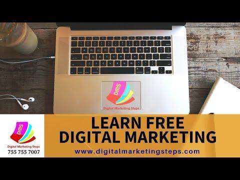 Free Digital Marketing Course Online - Upgrade Skills & Income with Digital Marketing Steps