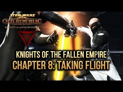 SWTOR Knights of The Fallen Empire - Chapter 8: Taking Flight (Dark Side)