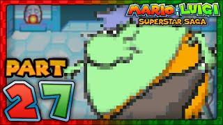 Mario & Luigi: Superstar Saga - Part 27 - Jokes End Third Floor!