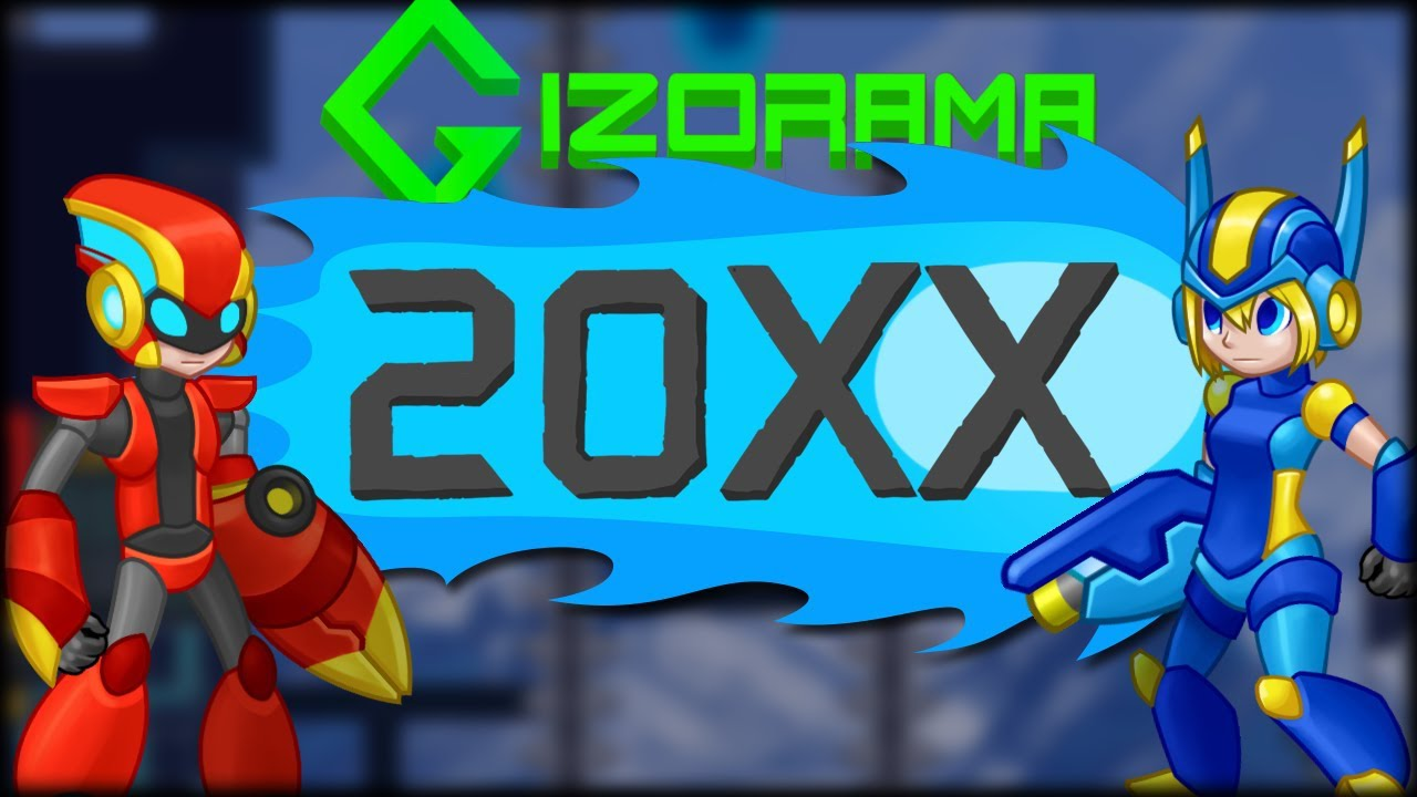 Let's Play 20XX - Hold Onto Your Soul Nuts!