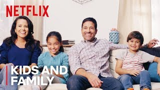 Welcome to Netflix Kids & Family