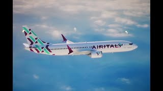 Welcome Air Italy