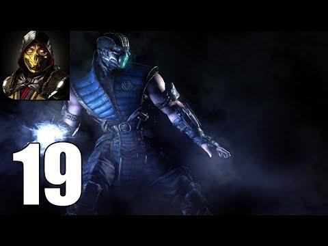 Mortal Kombat Mobile ( IOS / Androi ) Gameplay #19 - Tower 40