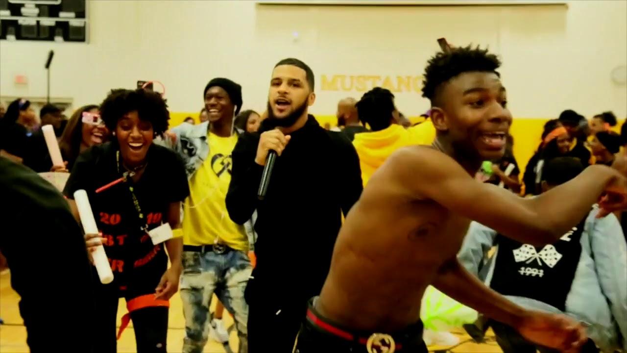 Dream Differentt [ HS Surprise Performance] McMain High School | New  Orleans, LA