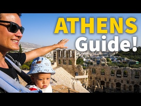 Best of Athens Travel Guide! | Attractions, Food, and Tips for Visiting Athens, Greece!