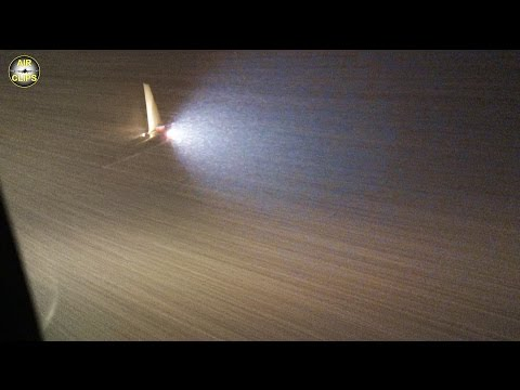 MUST SEE! Extreme weather landing during storm Thomas: Ryanair B737 23FEB in Hamburg [AirClips]