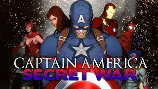 Captain America: Secret War - Full Movie [SFM ANIMATION]
