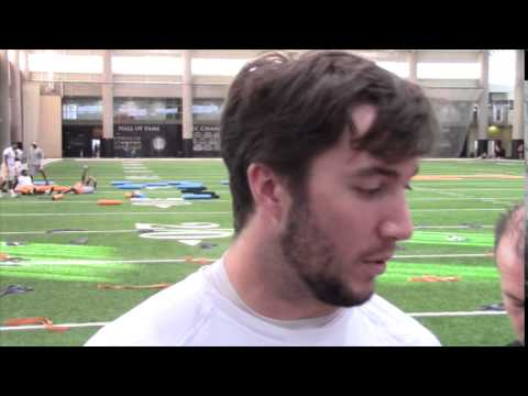 #VolReport: Justin Worley Media Session (9/30/14)