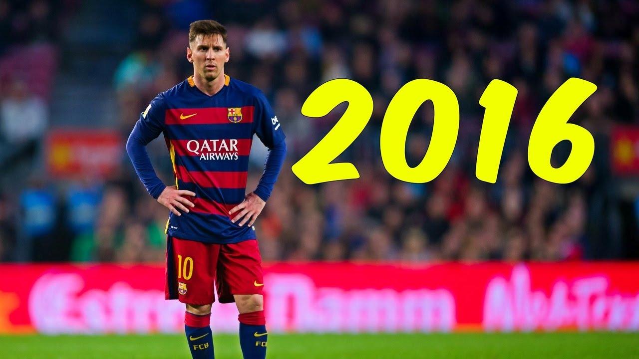 Lionel Messi ● The Magician ● Skills ,Goals ,Dribbles ,Assists   2015/2016   HD NEW