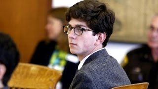 Emotional cross-examination for teen allegedly raped in prep school sex tradition
