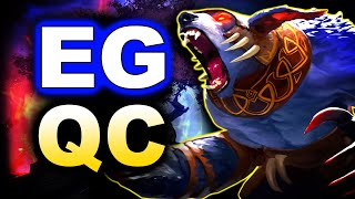 EG vs Quincy Crew - NA Battle - ESL One Birmingham 2020 DOTA 2