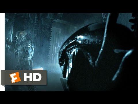AVP: Alien vs. Predator (2004) - Alien vs. Predator Scene (2/5) | Movieclips