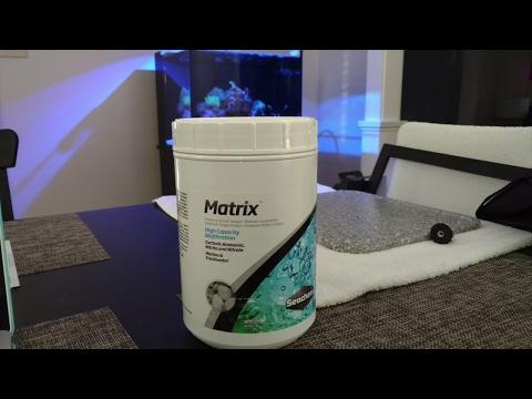 Seachem Matrix Review and Update