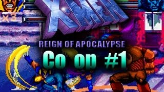 XMen Reign of Apocalypse Co op Pt 1