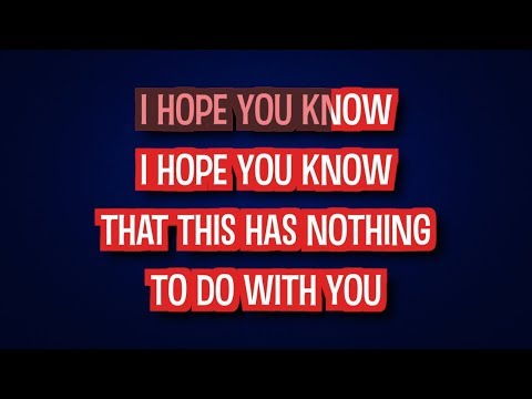 Big Girls Don't Cry (Personal) - Fergie | Karaoke LYRICS