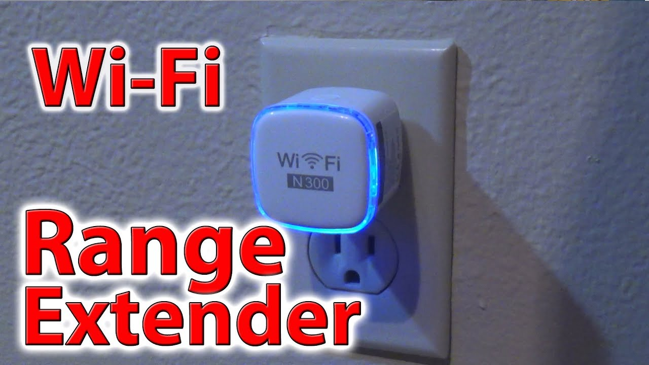 WiFi Range Extender - review