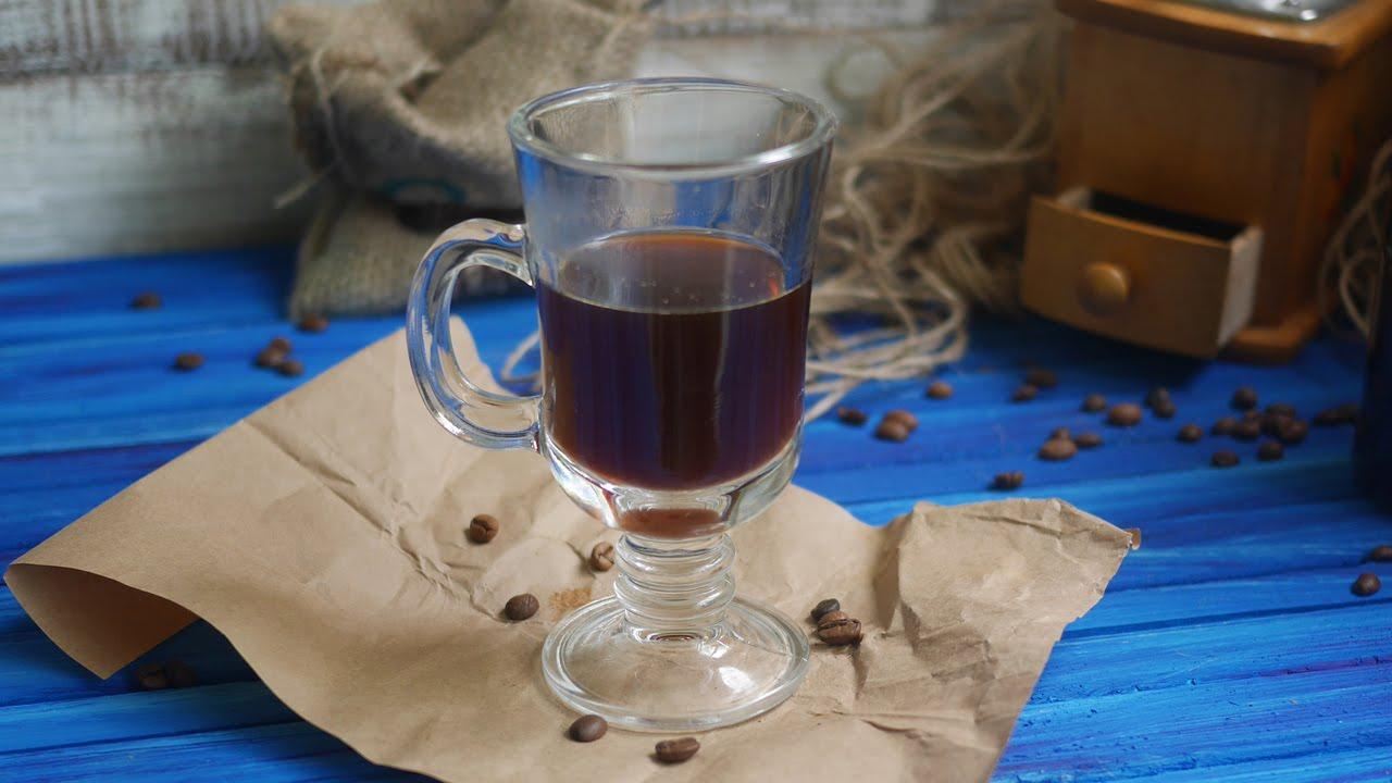 Как сделать настойку из спирта и кофе