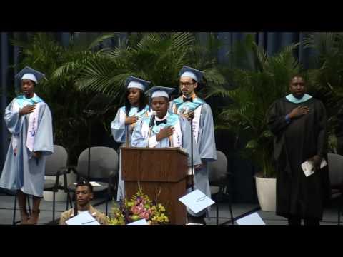 Wilmer Hutchins High School Graduation 2017