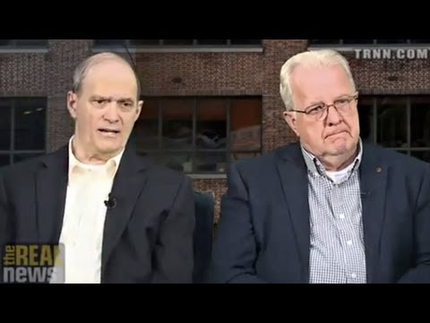 Wiebe and Binney on Why they Blew the Whistle on the NSA - TRNN Webathon Panel