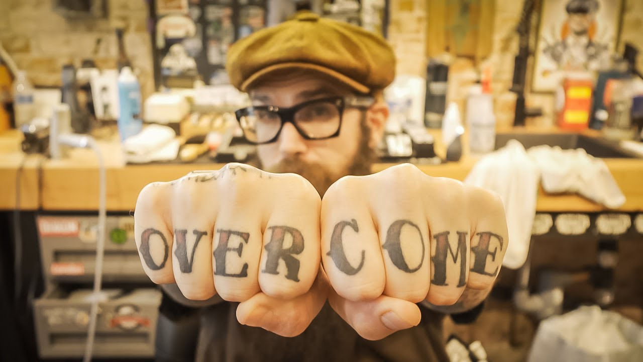 """🇺🇸 """"Overcome"""" - A Barbers Journey from Navy to True North Barber Shop 