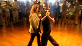 Argentine Tango Cruise Ship Lesson Building on the Basic