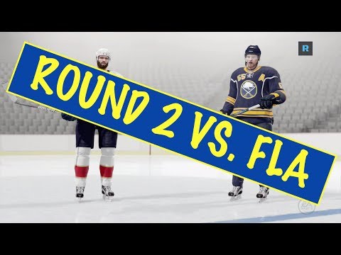 ROUND 2 VS. FLA - NHL 17 - Buffalo Sabres GM Ep. 42