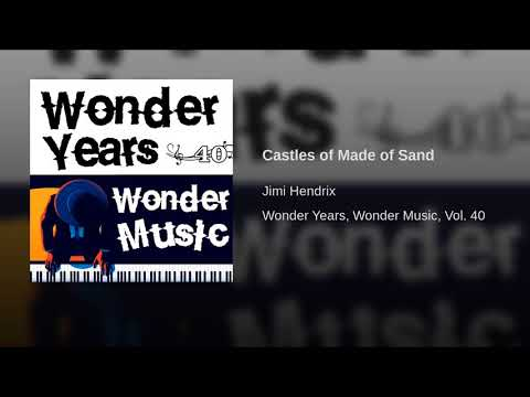 castles made of sand jimi hendrix letras mus br