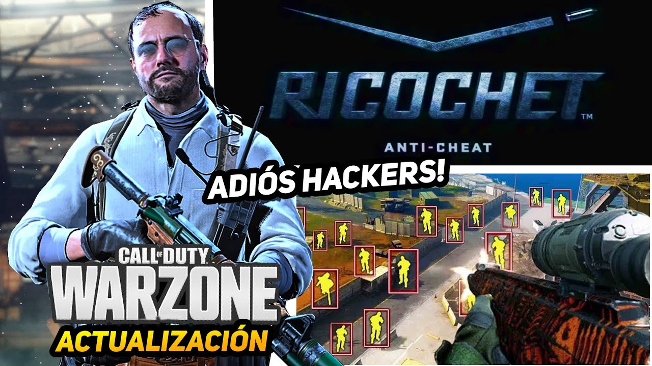 Download La salvación! NUEVO ANTI TRAMPAS en WARZONE que llegará en Noviembre, ADIÓS HACKERS + Zombies