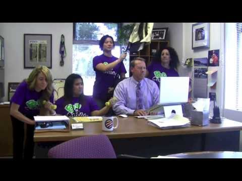 Miller Middle School Staff Video Trailer Fall 2013