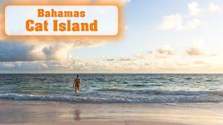 Bahamas/Cat Island - das perfekte Urlaubsparadies in der Karibik