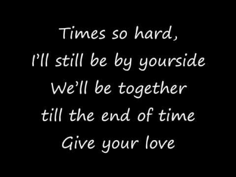 Gugun Blues Shelter-Give Your Love (Lyrics)