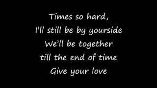 Gugun Blues Shelter-Give Your Love (Lyrics)