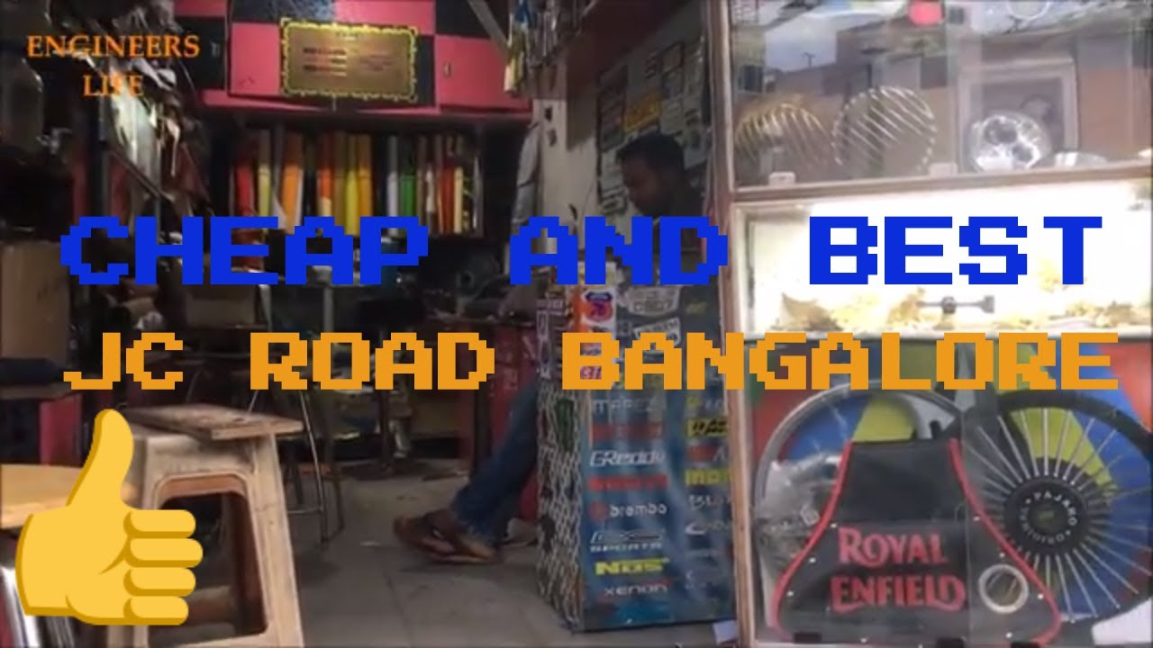 Travel Air Jc Road Bangalore Jc Road Bangalore Bike Accessories Engineers Life Youtube