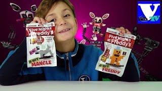 ФНАФ МАНГЛ ПЯТЬ НОЧЕЙ С ФРЕДДИ конструктор 8 Bit Five Nights At Freddy S MANGLE