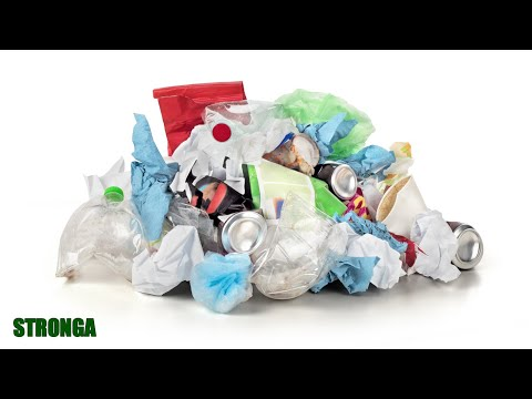 Drying Municipal Solid Waste (MSW) with Stronga - Transforming waste into value