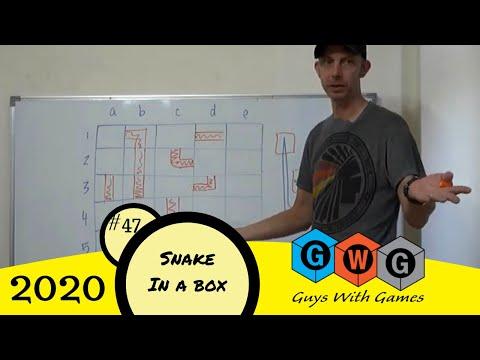 ESL Games (GWG) #47 Snake In A Box
