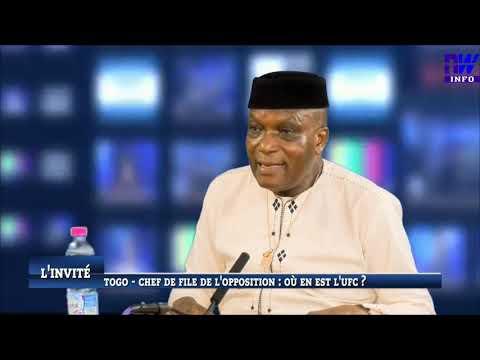 Togo – Chef de file de l'opposition : où en est l'UFC ? (L'INVITE 13 03 2019)