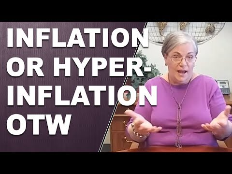 SDR Replaces Dollar As the Currency For Global Trade? Inflation or Hyperinflation On The Way?