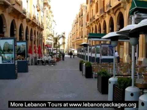 Lebanon Tours - Beirut Historical Tour