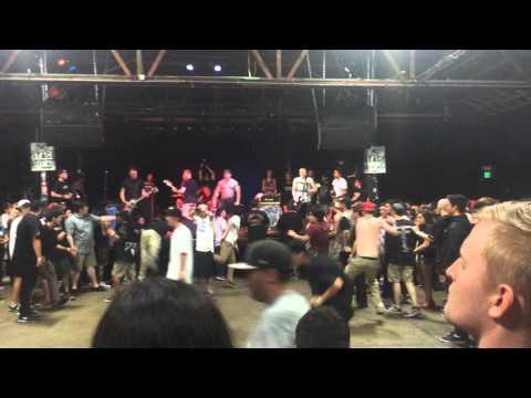 Harms Way - Scrambled - 7/19/2014 live at the Oakland Metro Operahouse