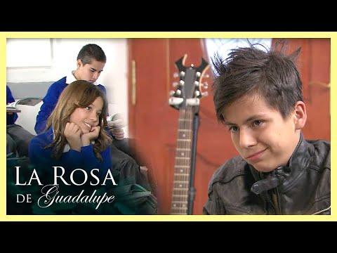 El Primer Beso | La Rosa De Guadalupe