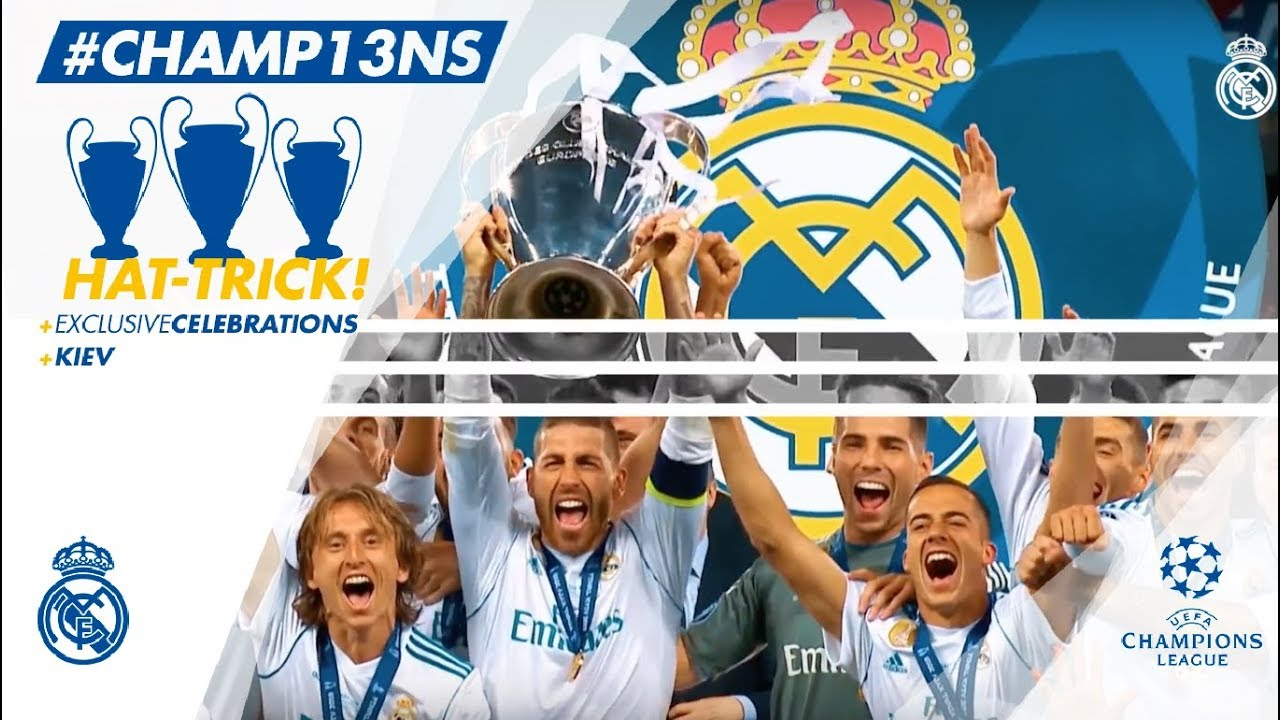 How Real Madrid won a Champions League Three-peat - Managing