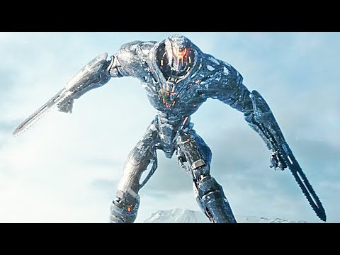 Pacific Rim 2: Uprising - SUPERCUT - all clips, trailer & bloopers (2018)