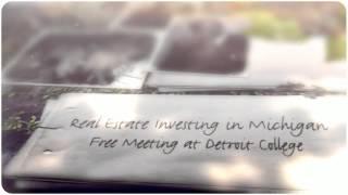 Detroit Real Estate Investing Club (248) 752-0800