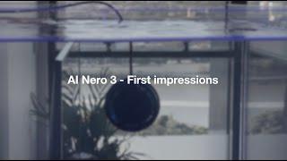 AI Nero 3 -  First impressions