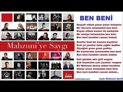 Ben Beni - Şevval SAM - Mahzuni'ye Saygı (Şiir Cover)
