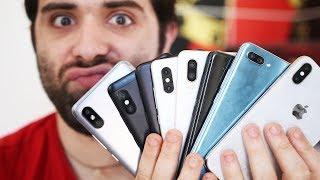 10 smartphones para todas as carteiras!!!