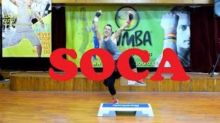 Zumba Step - SOCA by Claudiu Gutu