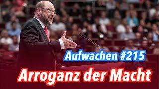 Aufwachen #215: Parteitag der SPD mit Gerhard Schröder & Martin Schulz