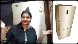Next Generation LG Refrigerator Review ll Style with Passion